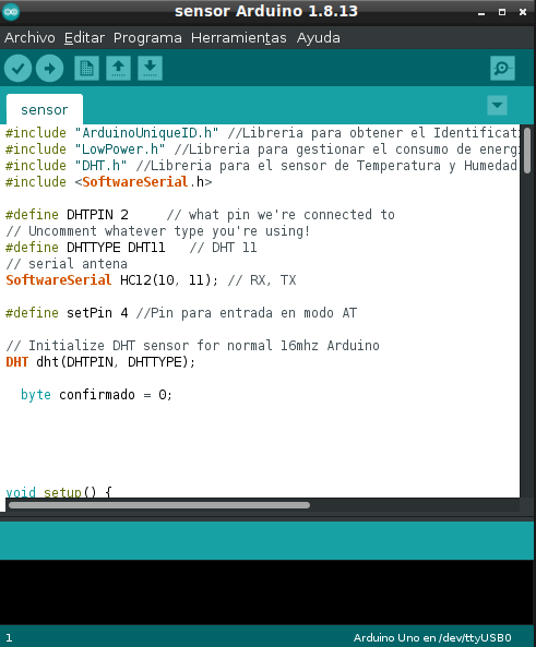 Ultima versiin de Arduino en Debian