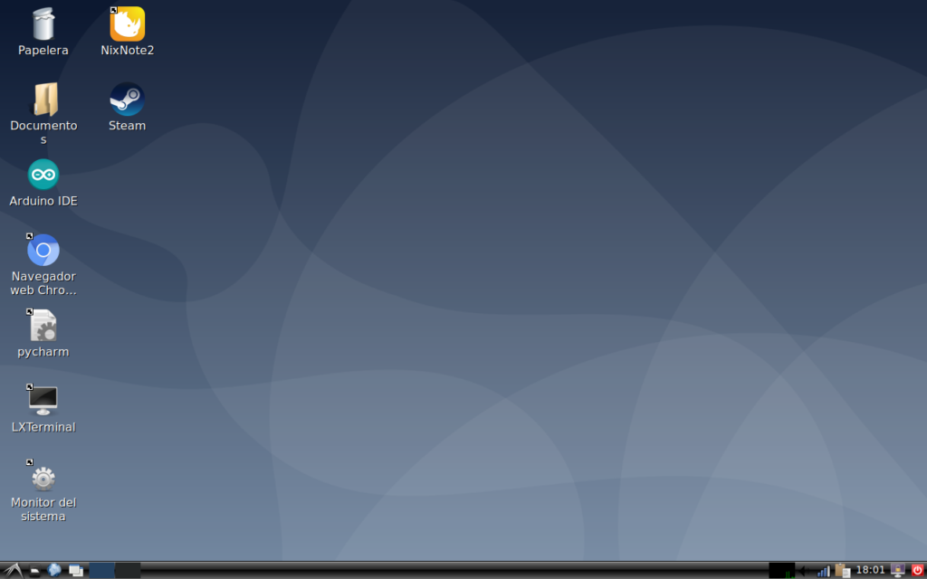 Debian 10 32Bits MacBook