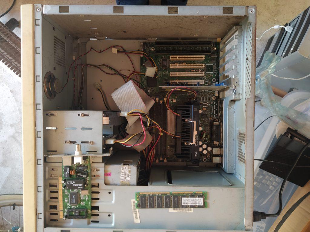 Pentium II 450Mhz