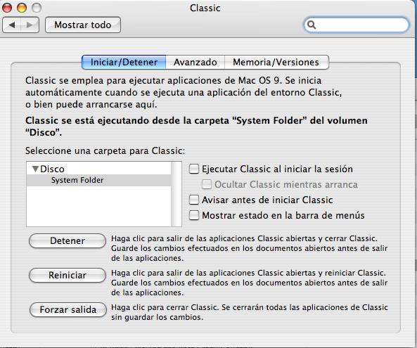Classic OS 9